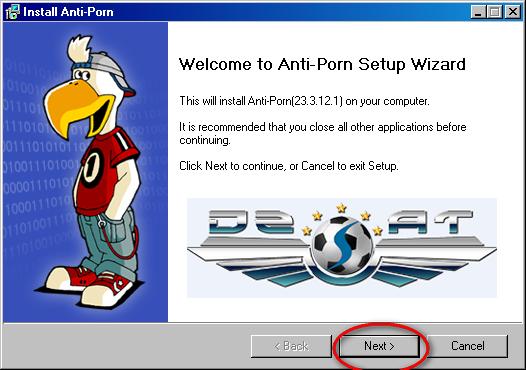 برنامج لحماية أطفالكم وعائلتكم من المواقع الخبيثة anti-porn مع التفعيل كاملا
