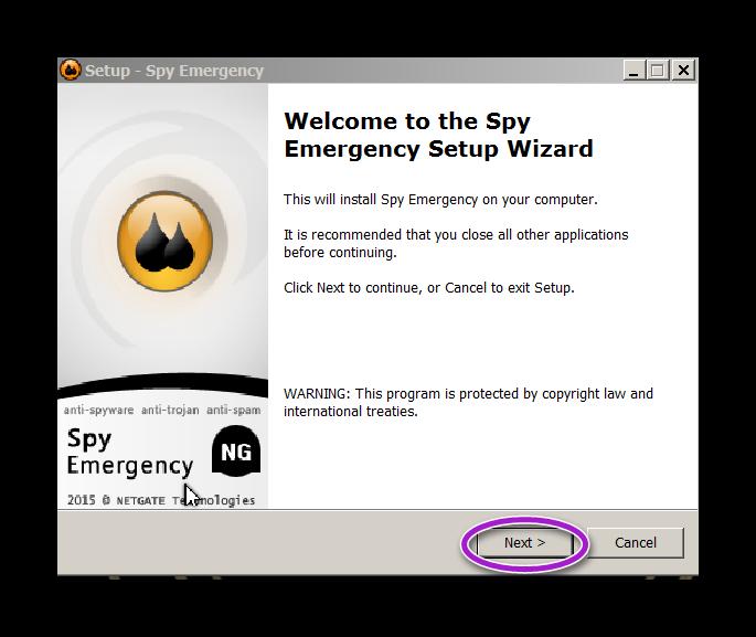عملاق مكافحة التجسس البرمجيات الخبيثة NETGATE Emergency v19.0.405.0 Keygen بوابة 2016 650084238.png