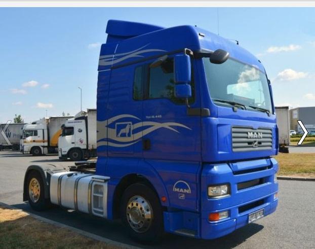 للبيع شاحنة 18440 موديل 2007