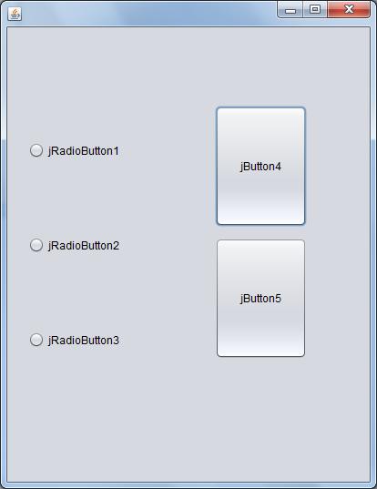 [Javav] افضل طريقة لجعل حجم العناصر يتغير مع تغيير حجم النافذة بعد التنفيذ 557317177