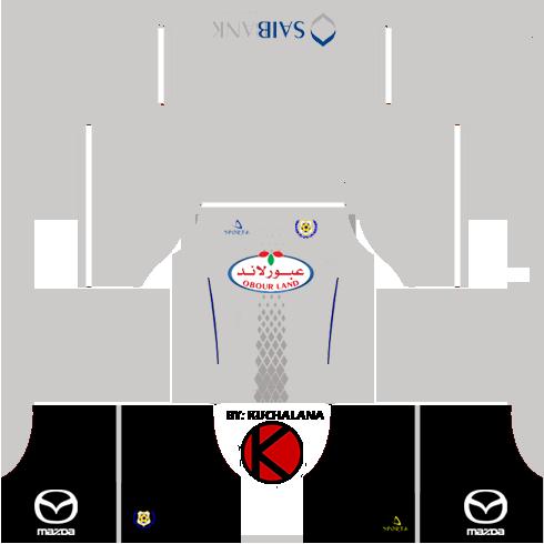 dream league soccer kits Ismaily kits 2017 486492722