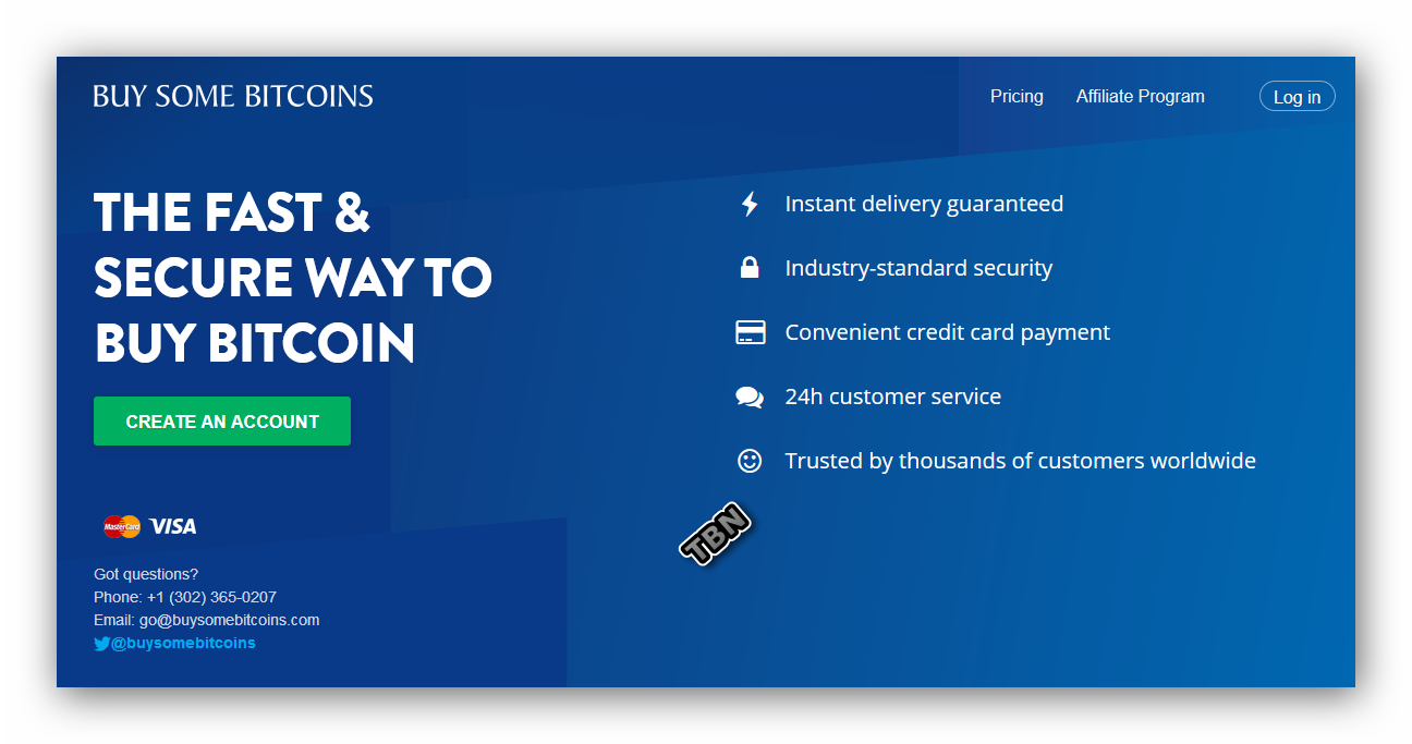 Buy Bitcoins with Credit Card/Debit Cards without