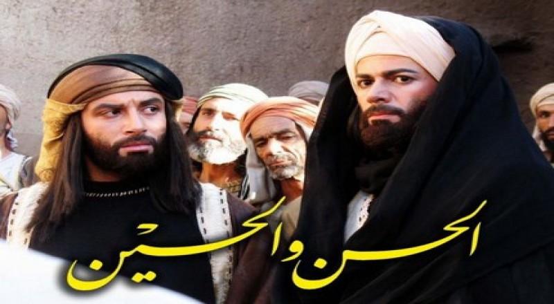 مسلسل الحسن والحسين   حصري   تسجيلاتى   2011