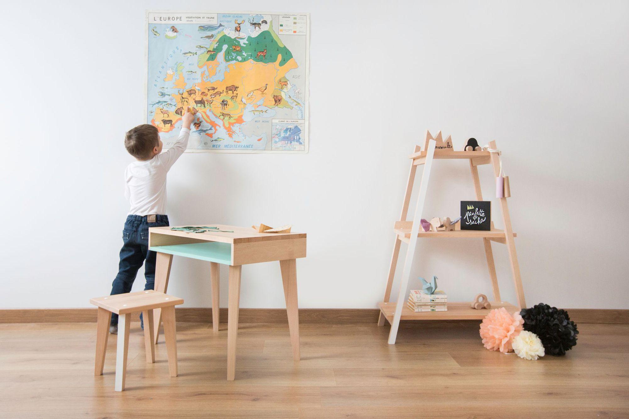 ديكور مكاتب انيقة للاطفال 2018