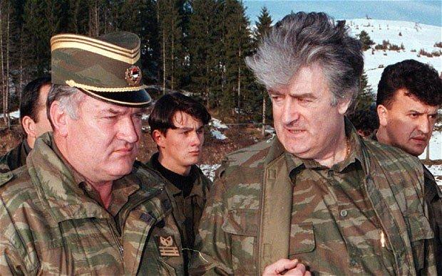 حبس القائد العسكري لقوات صرب البوسنة ملاديتش ملاديتش مدى الحياة لارتكابه جرائم إبادة جماعية