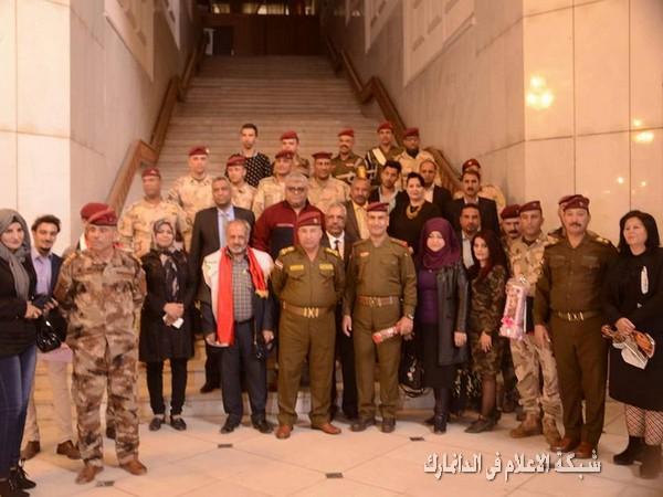 حوار مع اللواء الركن (كريم صبحي علي ) بمناسبة ذكرى تاسيس الجيش العراقي / سعاد حسن الجوهري