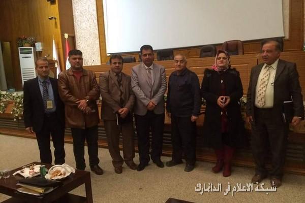 وزارة التربية العراقية تقيم ندوة تثقيفية حول قانون ذو الاعاقة والاحتياجات الخاصة