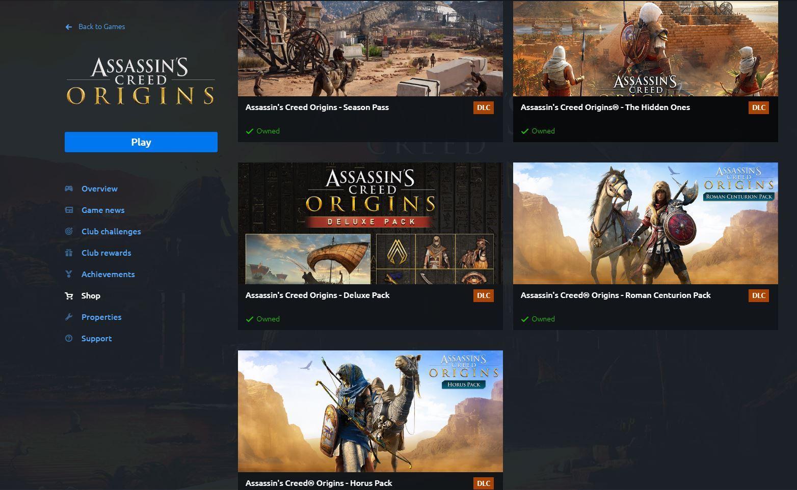 assassins creed origins pc download via torrent