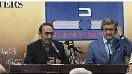 (ساعة بغداد ) في نادي السرد / عبدعلي حسن