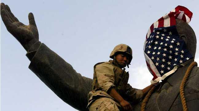 """من بغداد في مثل هذا اليوم بدأ """"التاريخ الأمريكي"""" في الشرق الأوسط!"""