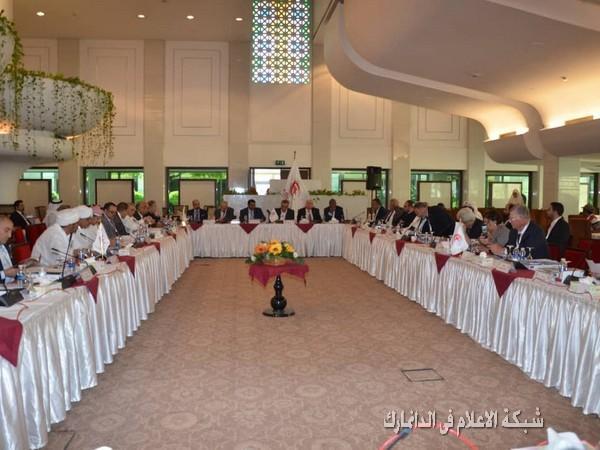 المنظمة العربية للهلال الأحمر والصليب الاحمر تختتم أعمال دورتها (43) في بغداد