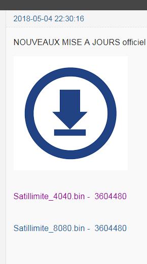 جديد موقع SAT ILLIMITE ليوم 06-05-2018