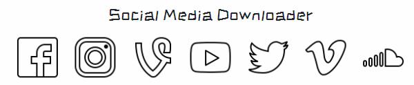 MY3Tube للتحميل مواقع التواصل الاجتماعي