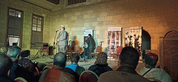 ذكرى الموسيقار ال45 في بيت السحيمي القاهرة 692987779