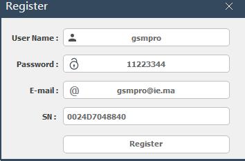 Gsm Pro Dongle v5.4 Download